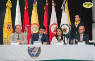 Second National Judicial Forum, Human Dignity and Presumption of Innocence and Human Rights, Bogota, Colombia