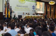 "Academic encounter ""Educating to Remember"" promotes the Holocaust as a life lesson in Ibagué"