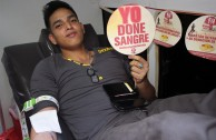 5th Blood Drive in Panama