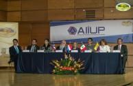 Seminario Internacional ALIUP, Bogota Colombia