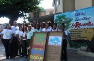 Dominican Activists work for the recognition of Mother Earth as a living being