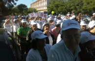 March: Prevent to continue Growing Argentina