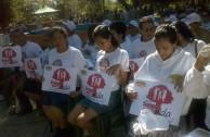 Caminata Prevenir para seguir Creciendo Argentina