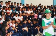 Conmemoracion Dia Internacional del Medio Ambiente en Ecuador