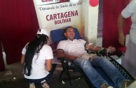 World Blood Donor Day in Colombia