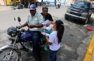 """The 5th International Marathon """"Life is in the Blood"""" supports and contributes in an altruistic way the health of Dominicans."""