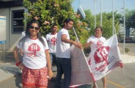 Brazil supports the 5th International Blood Drive Marathon