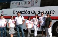 Spain supports the 5th International Blood Drive Marathon