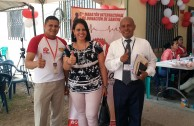Honduras supports the 5th International Blood Drive Marathon