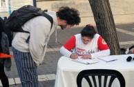 Mendoza (Argentina) dice presente en la 5 maratón internacional de donación de sangre