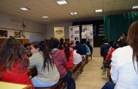 Forum at the N°6 School in Olavarria, Argentina