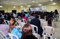 "In Paraguay the GEAP, in partnership with the Intercontinental Technological University, held the First University Forum ""Educating to Remember"""