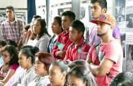 "University Forum ""Educating to Remember"" in Tezonapa, Veracruz"