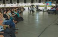 """En el tercer día del Encuentro Internacional """"La Música Trayendo Paz y Alegría a Nuestros Corazones"""" se da inicio a los talleres de capacitación para jóvenes"""
