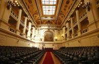 El edificio del excongreso Nacional de Chile acogerá a partir del próximo 3 de Noviembre a líderes políticos, judiciales, edcuativos y de la sociedad civil del mundo para desarrollar la Cumbre de Integración por la Paz: CUMIPAZ.