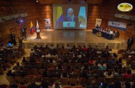 Peace Integration Summit - November 3rd to the 7th, 2015 in Chile