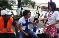 Blood Donation Marathon in Ñemby, Paraguay