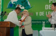 The GEAP and Indigenous Peoples of Mexico gathered for the coexistence of human beings and Mother Earth