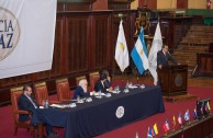 Judges of High Courts and Tribunals of Justice, lawyers, academics, diplomats, journalists, students and the general public of Bosnia, Brazil, Colombia, Chile, Ecuador, Israel, Paraguay, Puerto Rico, Venezuela and Argentina are summoned by the EMAP to participate in the Second International Judicial Forum held at the University of Buenos Aires (UBA), Argentina.