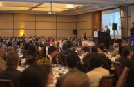 Welcome Dinner CUMIPAZ 2015