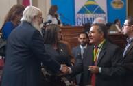 Segunda Mesa de la Sesión Judicial de CUMIPAZ 2015