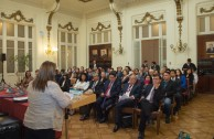 Third table  - Educational Session - CUMIPAZ