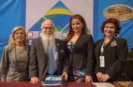 Iniciaron las mesas de trabajo simultáneas de la Sesión Educativa de la CUMIPAZ (Chile 2015) las cuales convergen en una educación para la paz centrada en valores y en la promoción y respeto de los Derechos Humanos.