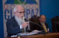 """""""The States also have the international commitment of guarding the preservation of universal peace."""" Dr. William Soto. Judicial Session CUMIPAZ 2015."""