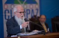 """""""Los Estados también tienen el compromiso internacional de velar por la preservación de la paz universal."""", Dr. William Soto. Sesión Judicial CUMIPAZ 2015."""
