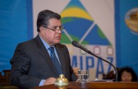 Francisco Rozas Escalante, President of the Second Criminal Chamber of Inmates in Prison, Superior Court of Peru.