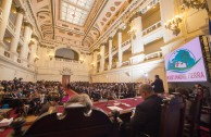 Diplomatic, Parliamentary and Political Session - Opening
