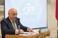 Salvador Del Toro, Coordinating Secretary AAPAUNAM National Autonomous University of Mexico.