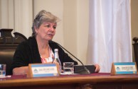 Ana Elisa Osorio, Representative of Venezuela