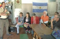 Parliament sessions on Multicultural Conference and Meeting of Ancestral Knowledge of aboriginal peoples in Argentina