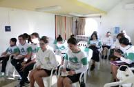 Training the GEAP Volunteers in Tres Arroyos