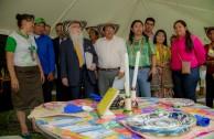 Jornada Nacional por los derechos de la Madre Tierra en Medellin, Colombia