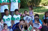 Marathon with the Guardians of Mother Earth - Argentina