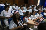 "Medical students join the International Project ""Life is in the Blood"