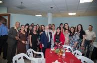 Última reunión del 2015 y cena pro-fondos de la EMAP