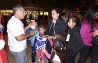 """Provincias de Argentina unidas para dar vida en la 6ta. Maratón Internacional de Donación de Sangre """"En la Sangre está la Vida"""""""