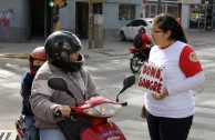 """Provinces of Argentina united to give life in the 6th International Blood Donation Marathon """"Life is in the Blood"""""""