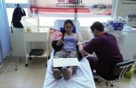 MAS DE 6000 VIDAS SALVADAS GRACIAS A LAS DONACIONES DE SANGRE RECIBIDAS EN ESTA 6TA MARATÓN INTERNACIONAL