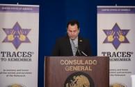 Huellas para no olvidar en el Consulado General de México - Houston, Texas