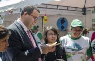 Ecuador celebra el Día Mundial de la Educación Ambiental
