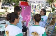 Argentinos participan activamente en la Feria por la Educación Ambiental