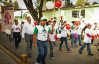 """In Mexico started the 6th International Marathon """"Life is in the Blood"""""""