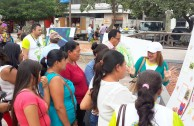 Parada Ambiental por el Día Mundial de la Vida Silvestre en la Plaza Central de Tegucigalpa - Honduras
