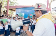 Masaya, Nicaragua celebra el Día Mundial de la Vida Silvestre