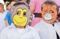 Masaya, Nicaragua celebrates the World Wildlife Day