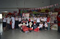 "Olavarría joins the Seventh International Blood Drive Marathon ""Life is in the Blood"""